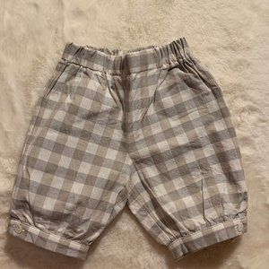 La Stupenderia shorts for 9-12 month olds